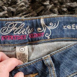 refuge Jeans - Refuge Flirty Everyday Skinny jeans